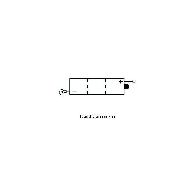 Batterie KYOTO 6N4-2A-5 avec entretien