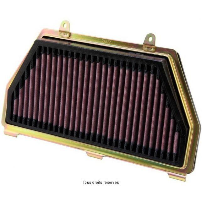 Filtre à air Lavable K&N HA-6007