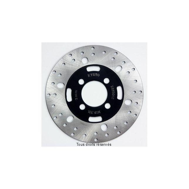 Disque de frein SIFAM DIS5012 pour Mbk
