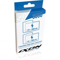 BATTERIES IT-SERIES IXON IT-BATT 3000 MA