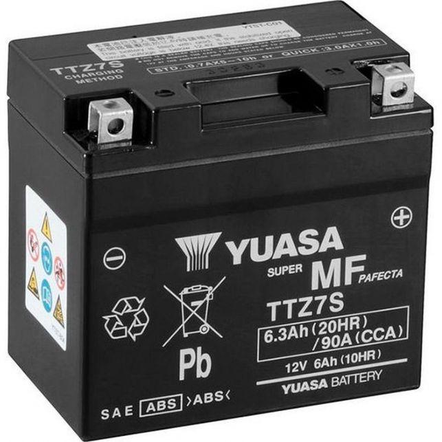 Batterie YUASA TTZ7-S sans entretien