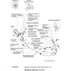 LIGNE COMPLETE LEOVINCE X-FIGHT INOX 3278