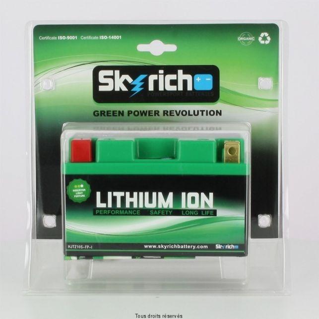 Batterie SKYRICH YTZ10S-BS / HJTZ10S-FP-S Lithium
