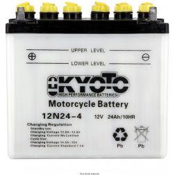 Batterie KYOTO 12N24-4 avec entretien