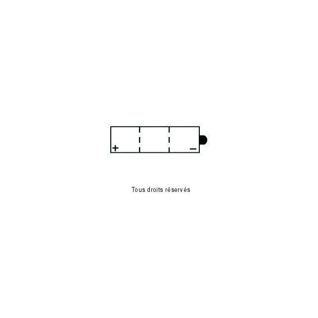 Batterie KYOTO 6N11A-4 avec entretien