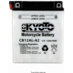 Batterie KYOTO YB12AL-A2 avec entretien