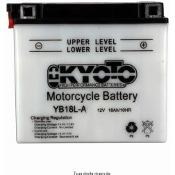 Batterie KYOTO YB18L-A avec entretien