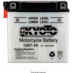 Batterie KYOTO 12N7-4A avec entretien