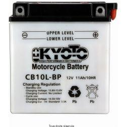 Batterie KYOTO YB10L-BP avec entretien