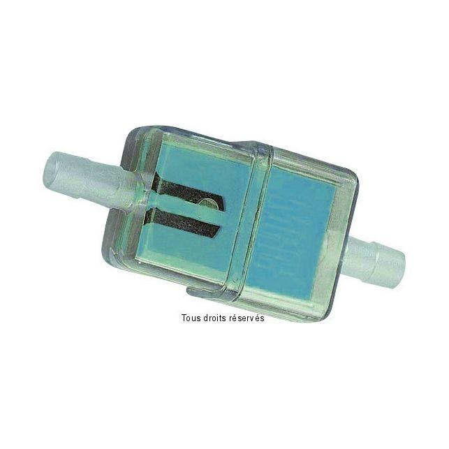 Filtre à essence Plastique KYOTO Plat Bleu Ø6mm