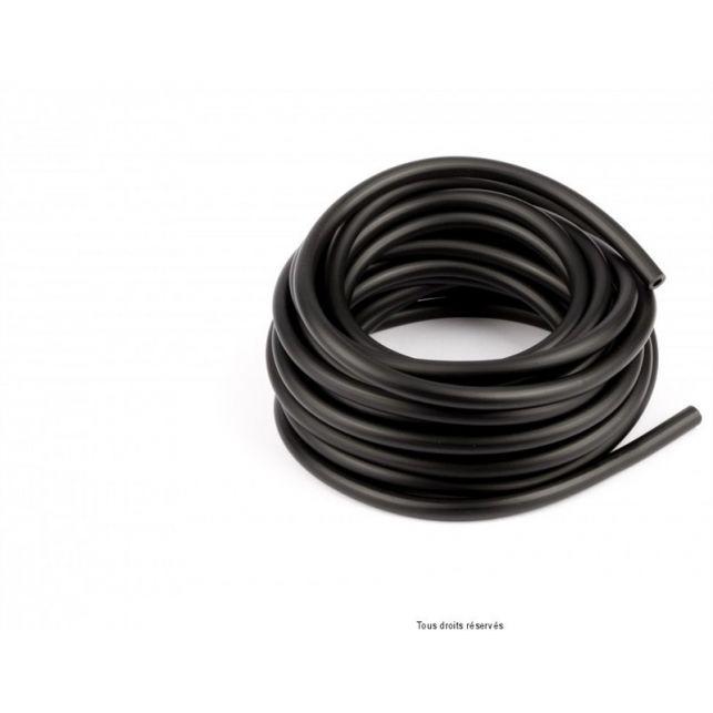 Durite KYOTO Noire Ø5mm X 6 Mètres