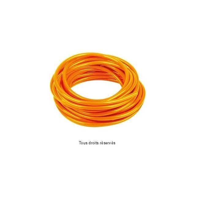 Durite SIFAM Orange Ø6mm X 3 Mètres
