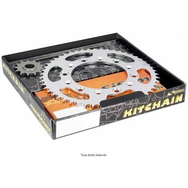 Kit chaine SIFAM Yamaha Tt-r 125 Super Oring An 01 07 Kit 13 54