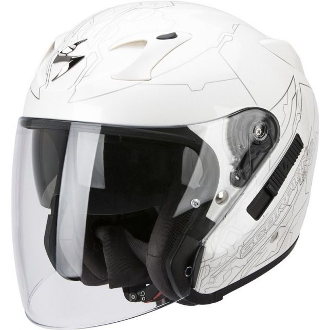 CASQUE JET SCORPION EXO-220 ION