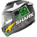 Casque intégral SHARK SPEED-R 2 CARB REDDING MAT