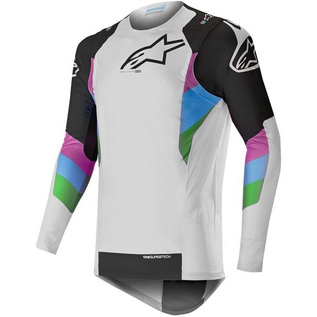 MAILLOT CROSS ALPINESTARS SUPERTECH 2019