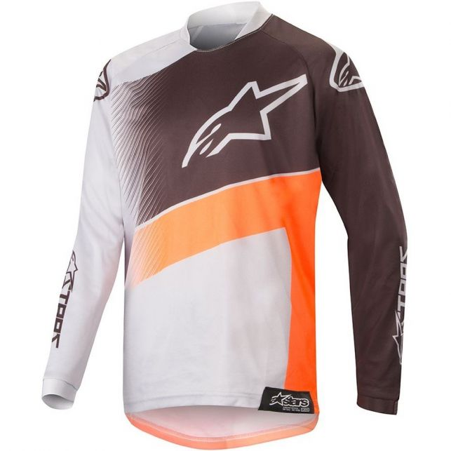 MAILLOT CROSS ENFANT ALPINESTARS YOUTH RACER SUPERMATIC 2019