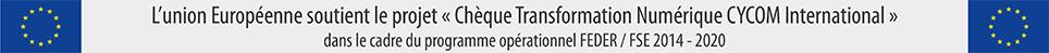 Lien vers page FEDER - Aide Européenne Transformation Numérique